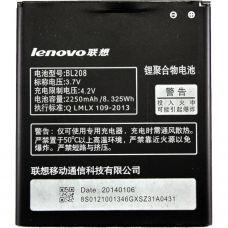 АКБ для Lenovo BL208 Orig