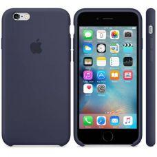 Кейс iPhone 6/6S Original Silicon Case Blue