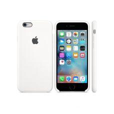 Кейс iPhone 6/6S Original Silicon Case White
