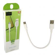USB кабель Type-C Hoco X20 Черный, 1 метр