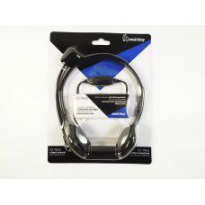 Наушники SmartBuy SBH-5000 EZ-TALK  полноразмерные,черные