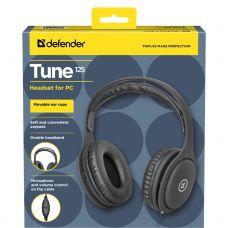 Гарнитура Defender Tune 125, кабель 2м