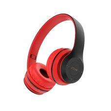 Наушники полноразмерные Borofone B04, красный