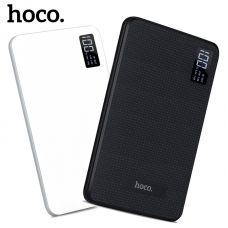 АКБ внешний Hoco B24 30000mAh, 3USB, выхода, 2А, Черный