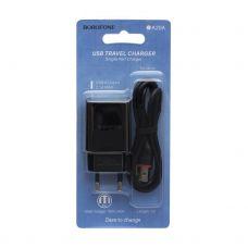 СЗУ  Borofone BA20A micro USB (2.1A) черный