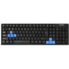 Клавиатура SmartBuy 134 USB Черная (SBK-134-K)