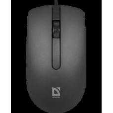 Мышь Defender MB-210 проводная, черный