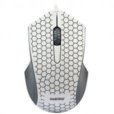 Мышь SmartBuy SBM-334 проводная, белый