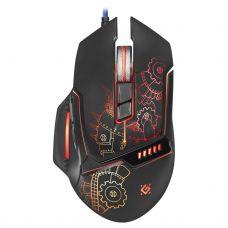 Мышь Defender GM-480L проводная, черный