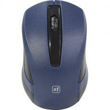 Мышь Defender MМ-605 беспроводная, Синий