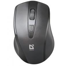 Мышь Defender MМ-265 беспроводная, Черный