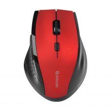 Мышь Defender MМ-365 беспроводная, Красный