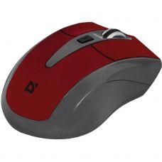 Мышь Defender MМ-965 беспроводная, Коричневый