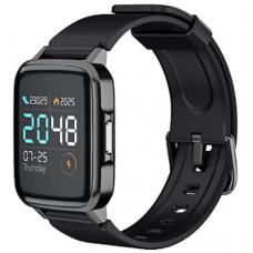 Умные часы Xiaomi Haylou Smart Watch LS01, черный