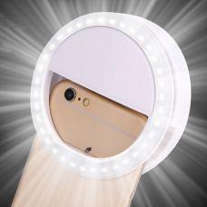 Светодиодное селфи-кольцо