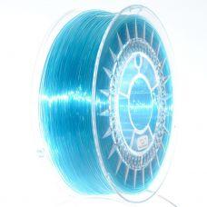 Пластик для 3D принтера PETG 1,75мм, 1кг, голубой прозрачный