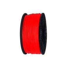 Пластик для 3D принтера ABS 1,75мм, 1кг, красный флуоресцентный