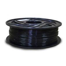 Пластик для 3D принтера PETG 1,75мм, 1кг, черный