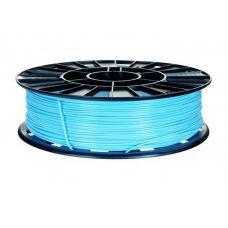 Пластик для 3D принтера ABS 1,75мм, 1кг, голубой флуоресцентный