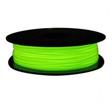 Пластик для 3D принтера ABS 1,75мм, 1кг, зеленый флуоресцентный