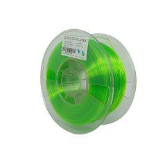 Пластик для 3D принтера PETG 1,75мм, 1кг, зеленый прозрачный