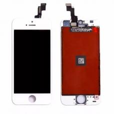Дисплей для iPhone 5 + тачскрин Белый (LT)