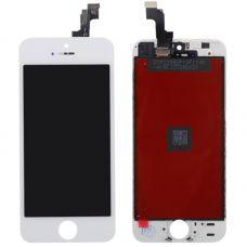 Дисплей для iPhone 5S/SE + тачскрин Белый (Hancai)