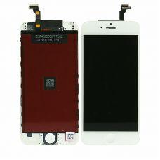 Дисплей для iPhone 6 + тачскрин Белый (Hancai)