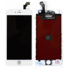 Дисплей для iPhone 6 Plus + тачскрин Белый (JDF)