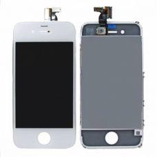 Дисплей для iPhone 4 + тачскрин Белый