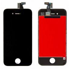 Дисплей для iPhone 4S + тачскрин Черный