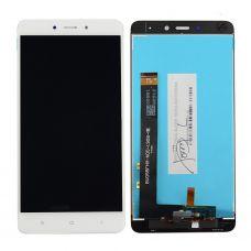 Дисплей Xiaomi Redmi 4 + тачскрин Белый