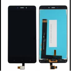 Дисплей Xiaomi Redmi Note 4  + тачскрин Черный