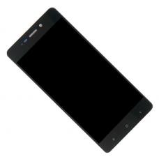 Дисплей Xiaomi Redmi 4 + тачскрин Черный