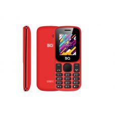 Мобильный телефон BQ 1848 Step+, Красный+Черный