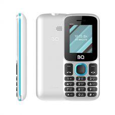 Мобильный телефон BQ 1848 Step+, Белый+Голубой