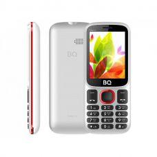 Мобильный телефон BQ 2440 Step L+, Белый+Голубой
