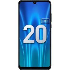 Honor 20 Lite 4/128GB (RU) Полночный черный