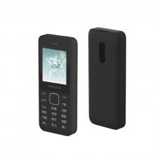 Мобильный телефон Maxvi C20, Черный (без ЗУ)