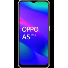 Мобильный телефон OPPO A5 2020 3/64Гб Сияющий белый (CPH1931)