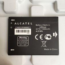 АКБ Alcatel CAB31P0000C1 (OT-4007D/OT-4032D)