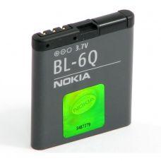 АКБ для Nokia BL-6Q