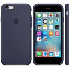 Кейс iPhone 6/6S Original Silicon Case Blue