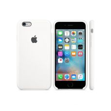Кейс iPhone 6/6S Original Silicon Case White