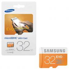 Флеш-накопитель MicroSD 32Гб Samsung Class10 (Без адаптера)