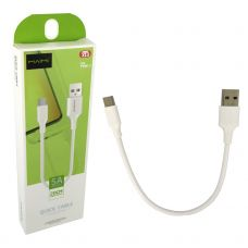 USB кабель Type-C Hoco X20 Черный