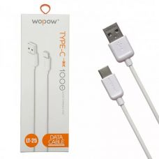 USB Кабель Type-C Wopow LT-25 1м