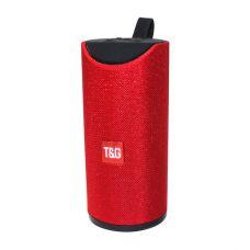 Колонка TG113 красная Bluetooth