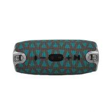 Колонка XTREME Medium Bluetooth/AUX/USB/TF, Зеленые треугольники