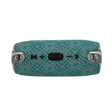 Колонка XTREME Medium Bluetooth/AUX/USB/TF, Зеленый узор